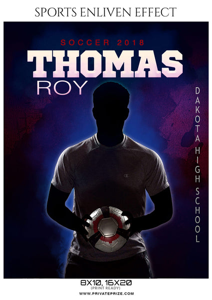 THOMAS ROY-SOCCER- SPORTS ENLIVEN EFFECT