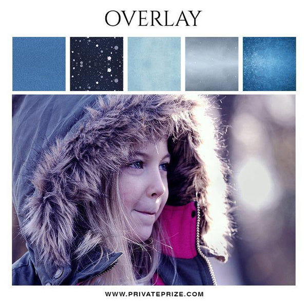 Overlay Set - Photography Photoshop Template