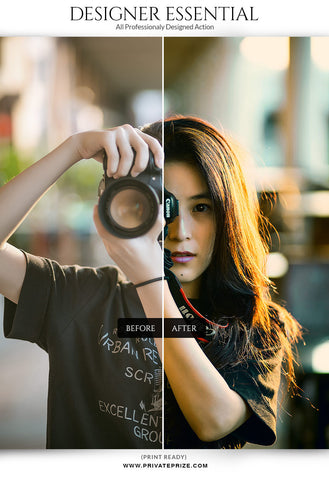 Beautify- Actions - Photography Photoshop Templates