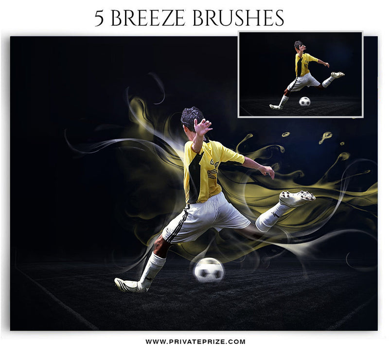 Breeze-Brushes - Photography Photoshop Template