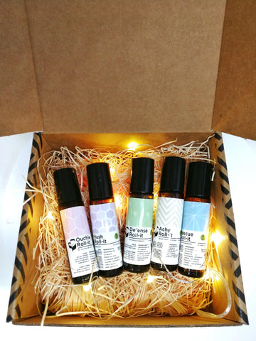NEW: Holiday Season Gift Box Add-on - Bottle of Wellness | HOMEMADE & NATURAL WELLNESS IN A BOTTLE. NO NASTIES!