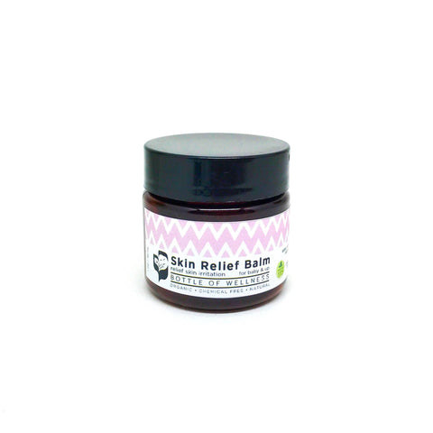 NEW: Skin Relief Balm  (15ml, 30ml, 60ml, 120ml) - Bottle of Wellness | HOMEMADE & NATURAL WELLNESS IN A BOTTLE. NO NASTIES!