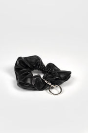 Keyring in black