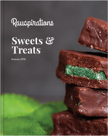 Rawspirations Sweets & Treats (eBook)