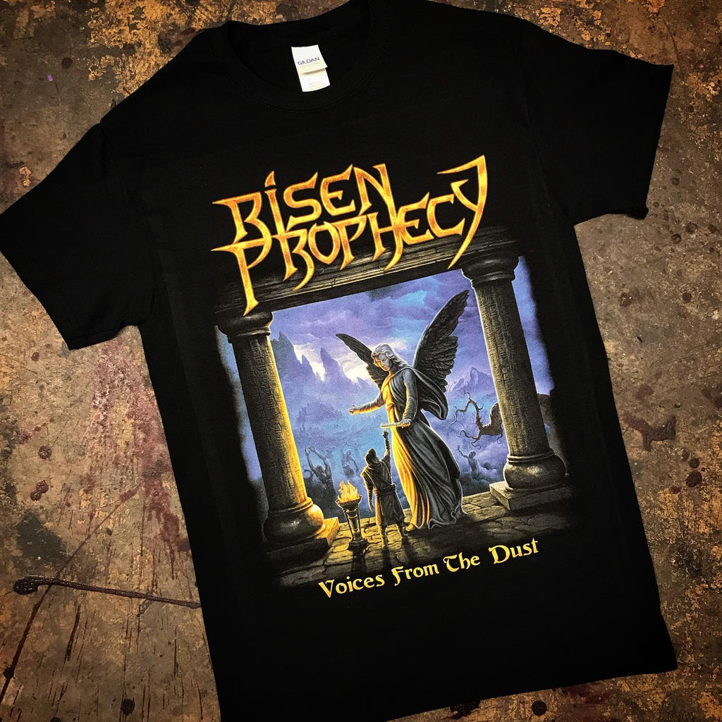 Brilliant 8 colour design for Risen Prophecy