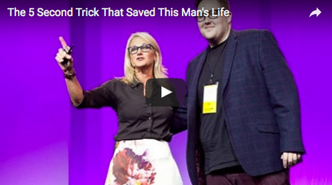 The 5 Second Trick That Saved This Man's Life