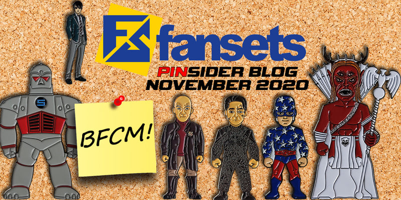 FanSets PINsider Blog | November 2020