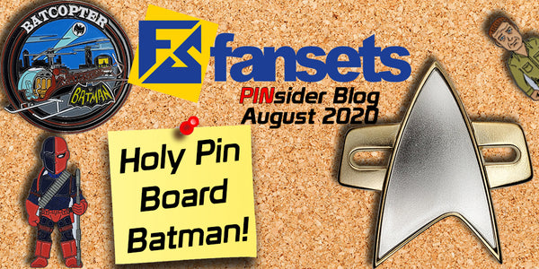 FanSets PINsider Blog | August 2020