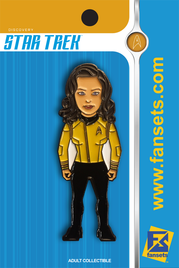 Star Trek: Discovery Number ONE Licensed FanSets Pin Strange New Worlds