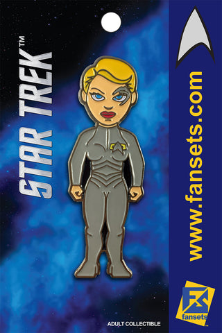 Star Trek Seven of Nine Licensed FanSets Pin