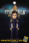 "Star Trek Discovery Vice Admiral Katrina ""Kat"" CORNWELL Licensed FanSets MicroCrew Collector's Pin"