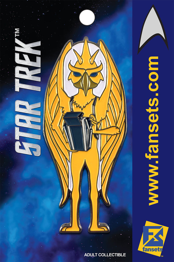 Star Trek ALEEK-OM Licensed FanSets Pin