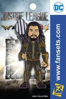 DC Comics Justice League MOVIE AQUAMAN Licensed FanSets Pin MicroJustice