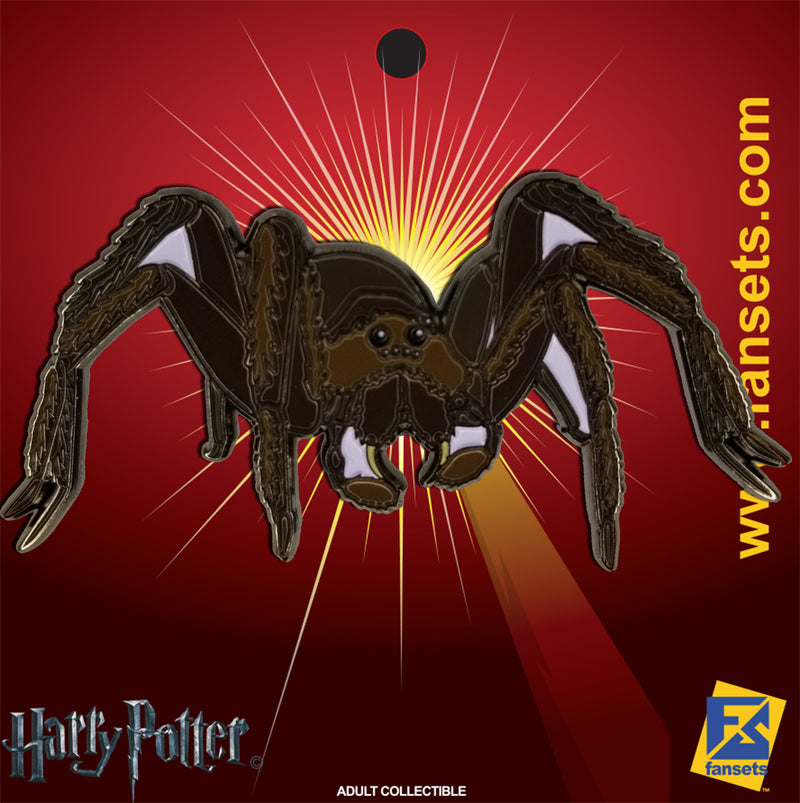 Harry Potter ARAGOG Licensed FanSets Pin MicroMagic