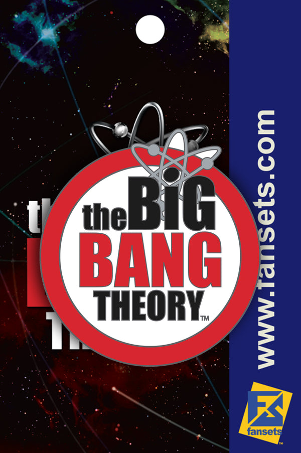 Big Bang Theory Logo FanSets Pin