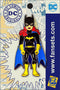 DC Comics Classic BATGIRL Licensed FanSets Pin MicroChracters