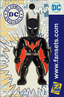 DC Comics Classic BATMAN BEYOND Licensed FanSets Pin MicroJustice