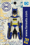 DC Comics Classic BATMAN Licensed FanSets Pin MicroJustice