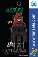 DC Comics DCTV BATWOMAN Licensed Fansets Pin