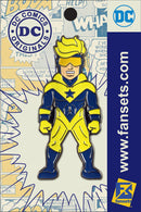 DC Comics Classic BOOSTER GOLD Licensed FanSets Pin