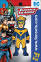DC Comics New 52 Booster Gold Licensed FanSets Pin