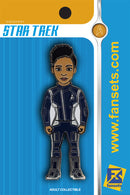 Star Trek Science Officer Burnham Licensed FanSets Pin