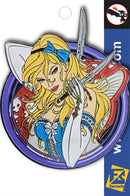 Zenescope Pin-Ups 7 PIN Collection