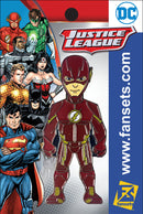 DC Comics DCTV THE FLASH Licensed FanSets Pin