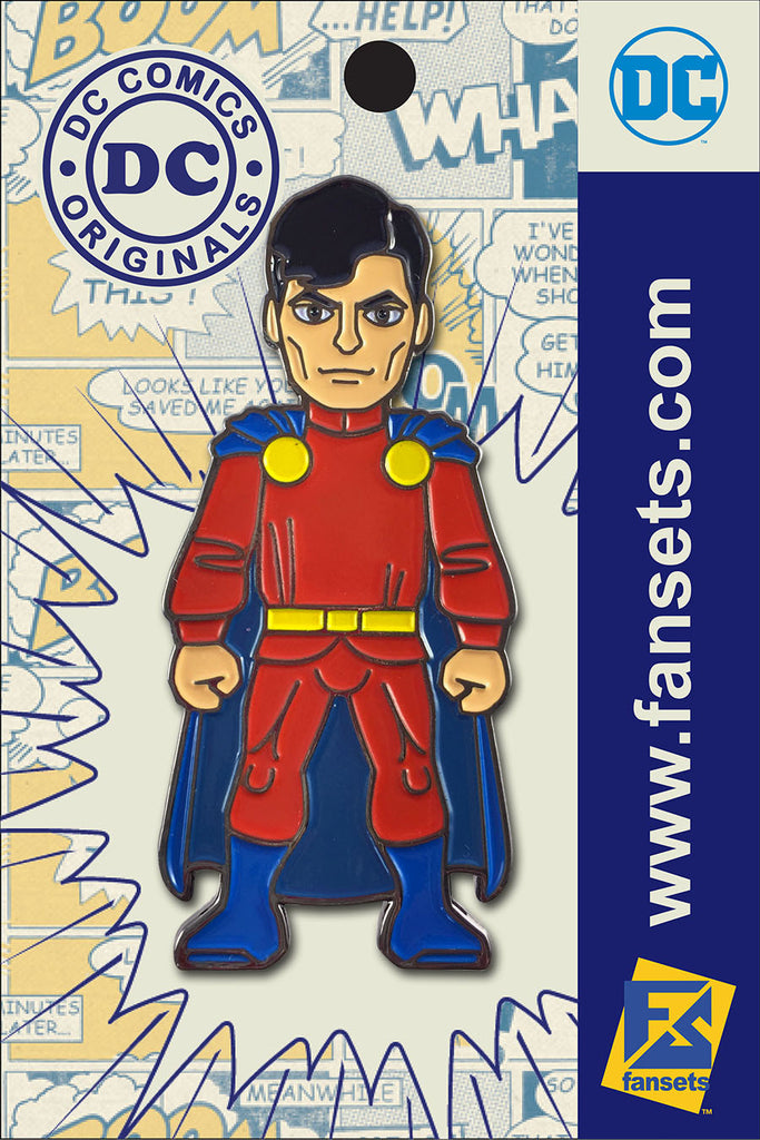 DC Comics Classic MON-EL Licensed FanSets Pin MicroJustice