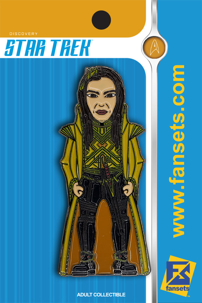Star Trek: Discovery EMPEROR Georgiou Mirror Universe Licensed FanSets Pin