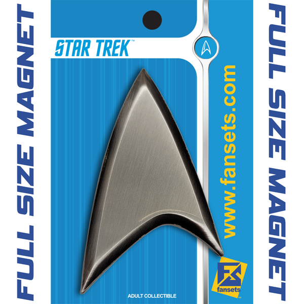 Star Trek Lower Decks Full Size MAGNETIC Delta