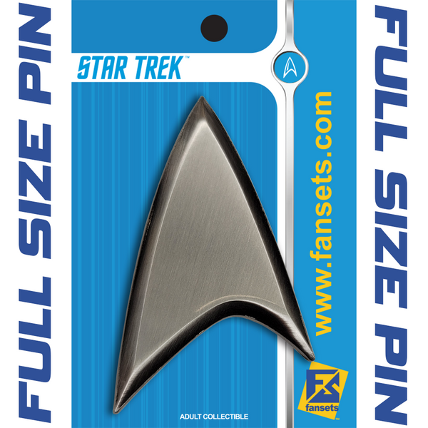 Star Trek Lower Decks Full Size Delta Pin