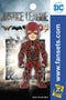 DC Comics Justice League MOVIE FLASH Licensed FanSets Pin MicroJustice