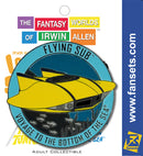 Irwin Allen's Voyage to the Bottom of the Sea  Flying Sub™ FanSets MicroFleet™ Pin