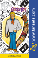 Scooby-Doo FREDDY JONES Classic Licensed FanSets Pin
