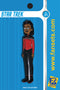 Star Trek Lower Decks Capt. CAROL FREEMAN Licensed FanSets MicroCrew Collector's Pin
