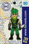 DC Comics Classic GREEN ARROW Licensed FanSets Pin MicroJustice
