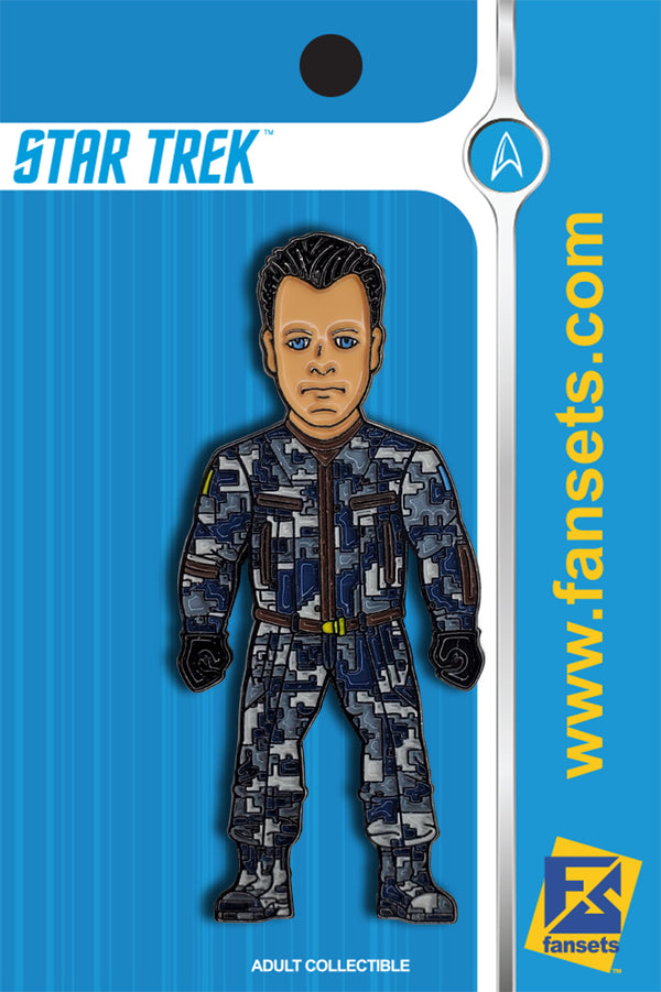 Star Trek MAJOR HAYES Licensed FanSets Pin