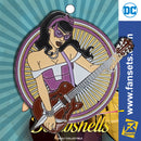 DC Comics Bombshells HUNTRESS Licensed FanSets Pin