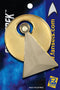 "Star Trek IDIC ""Infinite Diversity in Infinite Combinations"" Licensed FanSets Pin"