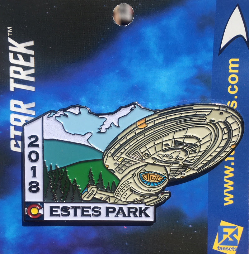Star Trek Estes Park Comic Con 2018 Exclusive