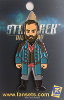 Star Trek Discovery Harry MUDD Licensed FanSets MicroCrew Collector's Pin