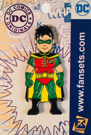 DC Comics Classic ROBIN TIM DRAKE Licensed FanSets Pin MicroJustice