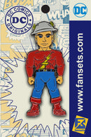 DC Comics Classic JAY GARRICK Flash Licensed FanSets Pin