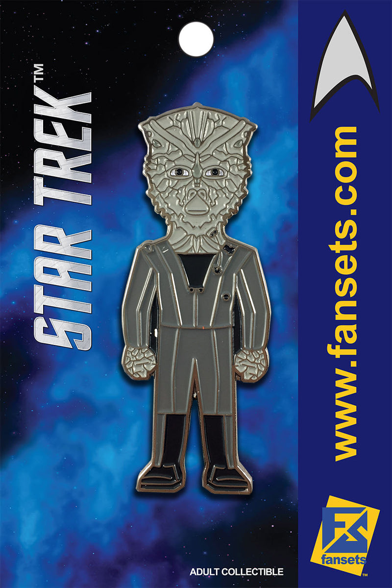 Star Trek Jem'HADAR Licensed FanSets MicroCrew Collector's Pin