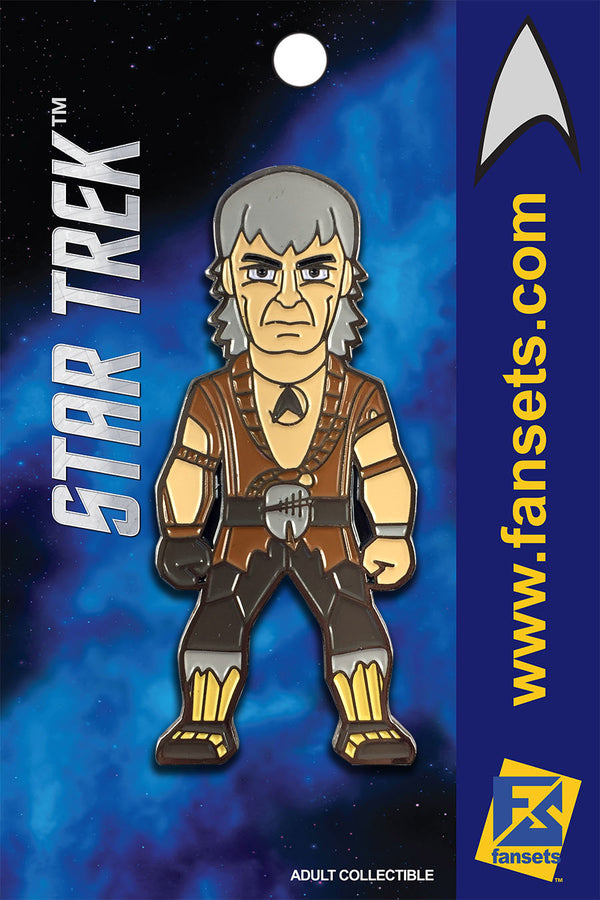 Star Trek KHAN Licensed FanSets MicroCrew Collector's Pin