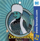 DC Comics Bombshells KILLER FROST Licensed FanSets Pin