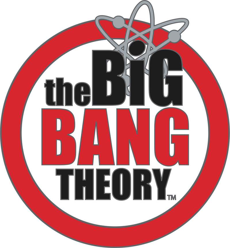 Big Bang Theory Complete 8 Pin Set