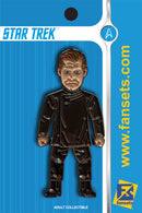 Star Trek: Deep Space Nine  Luther SLOAN Licensed FanSets Pin