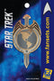 Star Trek Mirror TERRAN EMPIRE Logo Licensed FanSets MicroCrew Collector's Pin